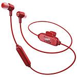 JBL E25 BT Rouge - Écouteurs sans fil
