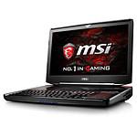 MSI GT83VR 6RE-076FR - i7 - 32 Go - SSD - SLI GTX 1070