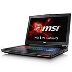 MSI GT72VR 6RE-229FR- i7 - 16 Go - SSD - GTX 1070 -