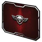 Spirit Of Gamer Winged Skull - Rouge