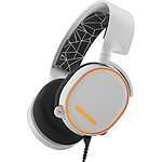 SteelSeries Arctis 5 - Blanc