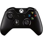 Microsoft Xbox One - Noir