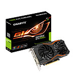 Gigabyte GeForce GTX 1050 Ti G1 Gaming - 4 Go