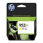 HP Cartouche d'encre n°953XL (F6U18AE) - Jaune