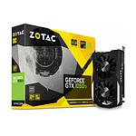 Zotac GeForce GTX 1050 Ti OC - 4 Go