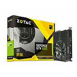 Zotac GeForce GTX 1050 Mini - 2 Go