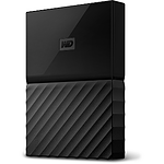 Western Digital (WD) My Passport USB 3.0 - 4 To (noir)