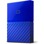 Western Digital (WD) My Passport USB 3.0 - 4 To (bleu)