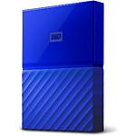 Western Digital (WD) My Passport USB 3.0 - 3 To (bleu)