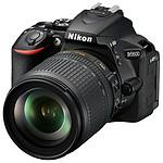 Nikon D5600 + AF-S 18-105 VR