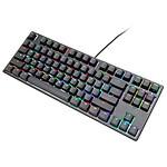 Ducky Channel One TKL RGB - Cherry MX Blue - Noir