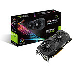 Asus GeForce GTX 1050 Ti STRIX OC - 4 Go