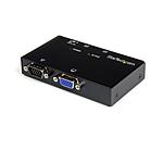 StarTech.com Extendeur vidéo 2 ports VGA sur Cat5