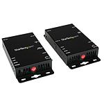 StarTech.com Extendeur vidéo HDMI sur câble Cat5 avec RS232
