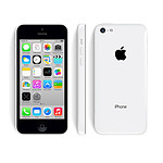 again iPhone 5c (blanc) - 32 Go - iPhone reconditionné
