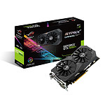 Asus GeForce GTX 1050 Ti STRIX Gaming - 4 Go