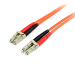 StarTech.com Câble fibre optique LC/LC duplex 62,5/125 - 15 m