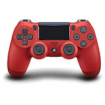 Sony PS4 DualShock 4 v2 - rouge