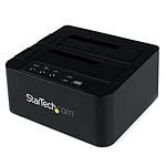 StarTech.com Duplicateur de disque dur autonome USB eSATA