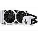 DeepCool Gamer Storm Captain 240 EX V1 Blanc