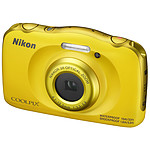 Nikon Coolpix W100 Jaune
