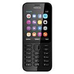 Nokia 222 - double SIM (noir)