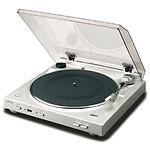 Denon Platine disques vinyle DP-200 USB Silver