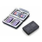 Gepe Etui cartes mémoire 4 emplacements
