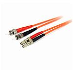 StarTech.com Câble fibre optique LC/ST duplex 62,5/125 - 1 m