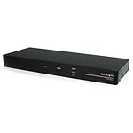 StarTech.com Switch KVM USB 4 Ecrans DVI pour 2 ordinateurs