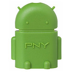 PNY Adaptateur Robot - OTG micro USB / USB