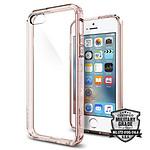 Spigen Coque Ultra Hybrid (rose) - iPhone SE