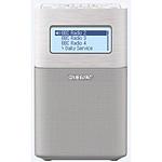 Sony XDRV1BTD Blanc Tuner DAB / DAB + / FM RDS