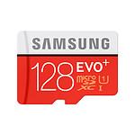 Samsung Evo Plus SDXC 128 Go (80Mo/s) + adaptateur SD