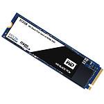 Western Digital (WD) Black PCIe NVMe M.2 2280 - 256 Go