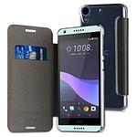 Muvit Etui Folio Case (noir) - HTC Desire 650