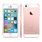 again iPhone SE (or rose) - 16 Go - iPhone reconditionné
