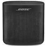 Bose SoundLink Color II Noir - Enceinte portable