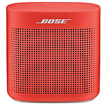 Bose SoundLink Color II Rouge - Enceinte portable