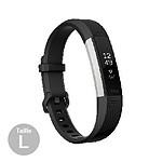 Fitbit Alta HR (L - noir)