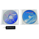 Kit de nettoyage lentille CD/DVD/Bluray