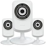 D-Link Pack 3 caméras IP DCS-932L