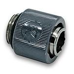 """EK Water Blocks EK-ACF Fitting 10/13mm, fil. 1/4"""" Nickel/Noir"""