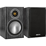 Monitor Audio BRONZE ONE Noir (la paire)