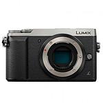 Panasonic Lumix DMC-GX80 silver (boitier nu)
