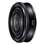 Sony SEL 20 mm f/2.8