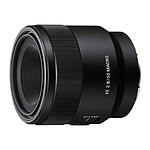 Sony SEL 50 mm f/2.8 macro