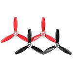 Parrot Pack de 4 hélices pour Bebop 2 (rouge)
