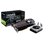 Inno3D GeForce GTX 1070 iChiLL Black - 8 Go