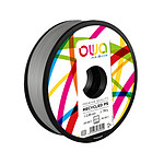 Owa Filament PS recyclé - Gris 2.85 mm